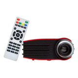 Proyector Star View Tv Digital Platinum Red Cover