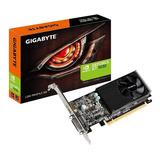 Tarjeta Gráfica Nvidia Gigabyte Geforce Gtx 10 Series Gt 1030 Gv-n1030d5-2gl 2gb