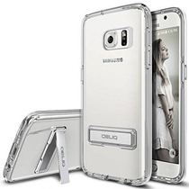 Galaxy S7 Edge Caso Obliq [desnuda Shield] [borrar] [metal P