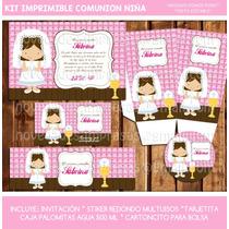 95f30eb9747 Busca invitacion primera comunion digital con los mejores precios ...