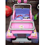 Jeep Barbie Carro Eléctrico Lbf
