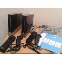 Consola Nintendo Wii Negra