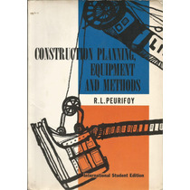 Planificación De Construcciones Y Equipo Para Construcción.