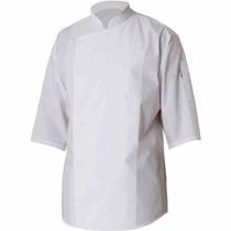 Chef Works Filipina Para Chef S100-wht 3/4, Tamaño L