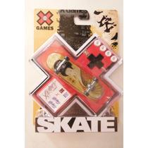 Skate X Games Patineta Decorativa Estilo Oriental Deportes