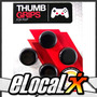 Thumb Grips Tapa Joystick Control Ps3 Playstation3 Pro Gamer