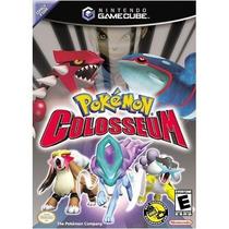 Pokemon Colosseum Gamecube Nuevo Blakhelmet Sp