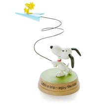 Figura De Resina Snoopy Woodstock 3