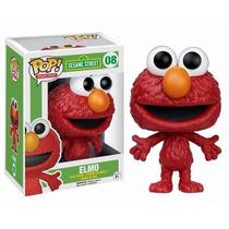 Funko Pop! Elmo Plaza Sésamo #8