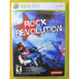 Rock Revolution Xbox 360 Play Magic