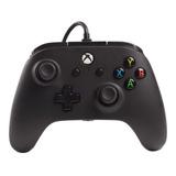 Control Joystick Powera Enhanced Wired Controller Xbox One Black