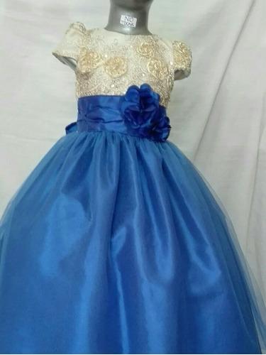 215b4a62fc Elegante Vestido De Fiesta  Paje Para Niña Palo De Rosa en venta en  Guadalajara Jalisco por sólo   889