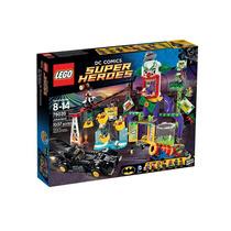 Lego Super Heroes Dc Comics Parque De Diversiones Del Guason