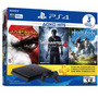 Playstation 4 Slim Ps4 500gb Con 3 Juegos Hits Bundle 2