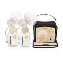 Extractor Electrico Doble Pump In Style Compacto Medela