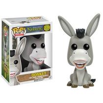 Funko Pop Donkey De Shrek Burro Vinyl Dream Works Nuevo