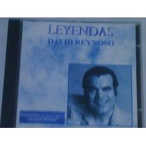 Cd De David Reynoso:leyendas ¡autografiado! 1995