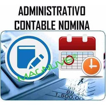 Kit Combo Sistema Administrativo Contabilidad Nomina Saint