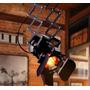 Lámpara Loft-industrial Track Light -vintage Style Reflector