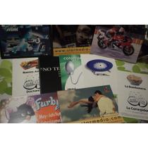 Postales De Publicidad Diversas Solo Coleccionistas