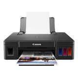 Impresora A Color Canon Pixma G1100 110v Negra