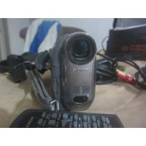 Videocamara Sony Handycam Mini Dv Seminueva Buen Estado