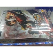 Super Street Fighter Iv Collectors Edition Japones Ps3