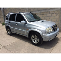 Chevrolet Tracker 5p A 4x2 Cd (suv) A/a Ee 2007