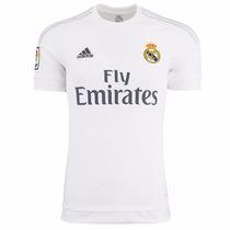 Playera Jersey Real Madrid Local 2015/2016 Adidas S12652