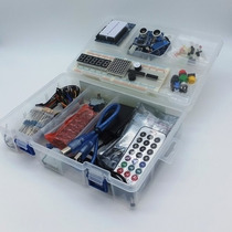 Arduino Starter Kit Uno O Mega Kit Completo Calidad Y Libros