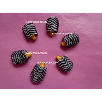 Figuras De Paletas De Chocolate Para Unas De Resina