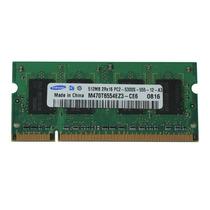 Memoria Ram 512 Mb Ddr2 667 Mhz M470t6464qz3-ce6