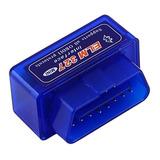 Mini Escaner Automotriz Bluetooth Obd2 Kwp2000 Iso 9141 Auto