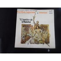 El Hombre De La Mancha Soundtrack + Envio Gratis