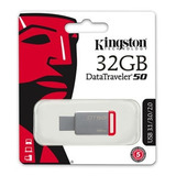 Memoria Flash Kingston 32 Gb Usb 3.0  Dt50-32gb