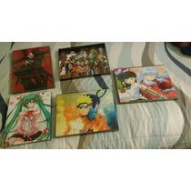 Cuadros De Con Imagenes De Anime Y Manga