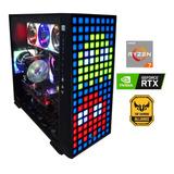 Pc Gamer Xtreme Amd Ryzen 7 3700x 16gb 2tb 250 Ssd Rxt 2060