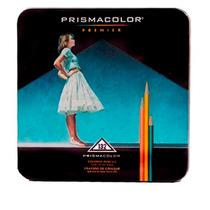 Colores Prismacolor Premier Estuche Metalico Con 132 Piezas