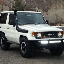 Snorkel 4x4 (tomas Aire Sup) Toyota Land Cruiser Serie 70