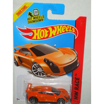 Hot Wheels Mastretta Mxr Naranja