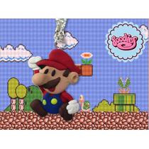 Collar De Mario Bros