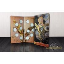 Súper Álbum P/monedas De$20y$10 Pesos Conmemorativo C/regalo