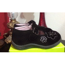 Zapatos Gamuza Bebe 5 Usa 11cm Fashion Niña Fiesta Evento