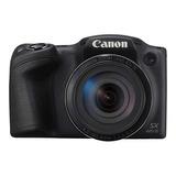 Canon  Powershot Sx420 Is Compacta Avanzada Negra