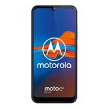 Motorola E6 Plus 64gb  4 Gb Ram Azul Zafiro