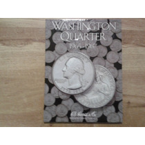 Album Coleccionador Washington Quarter 1965 - 1987