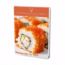 Guia Para Abrir Negocio De Restaurante De Sushi