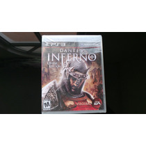 Dantes Inferno Divine Edition Ps3 Nuevo, Sellado