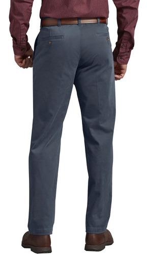 Dickies Wp653 Pantalon Gabardina Casual Corte Slim Fit
