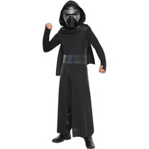 Disfraz Talla 8 Años Kylo Ren Star Wars Niño Con Mascara